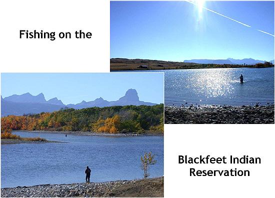 blackfeet indian reservation